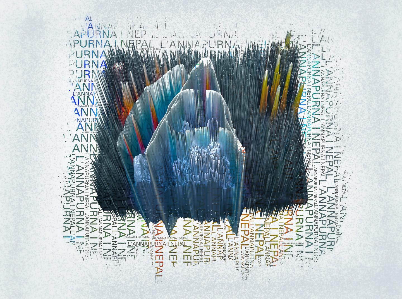 Blaise Lavenex - LE REVE DE L'ANNAPURNA AU NEPAL