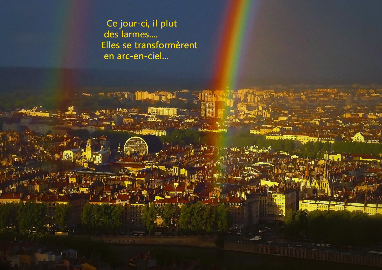 Blaise Lavenex - ARC EN CIEL, LYON, FOURVIERE, FRANCE