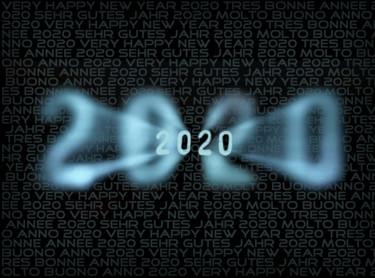 TOUS LES MEILLEURS VOEUX POUR 2020 !