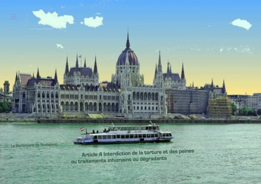 EUROPE,ARTICLE 4,BUDAPEST,LE PARLEMENT