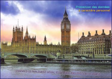 EUROPE,ARTICLE 8,LONDRES, LE PARLEMENT, BIG BEN