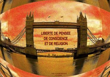 EUROPE,ARTICLE 10,LONDRES,THE THOWER BRIDGE,