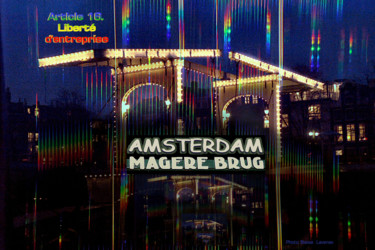 EUROPE, ARTICLE 16,PONT MAIGRE,AMSTERDAM,